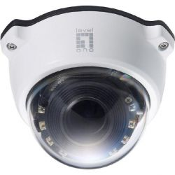 LevelOne FCS-4202 3-fach Zoom Dome Outdoor Kamera Tag&Nacht 2MP PoE Bild0