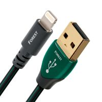 Audioquest FOREST Lightning auf USB A Kabel 0,75m LTNUSBFOR0.75