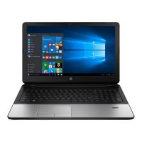 .HP 355 G2 P5T53ES A8-6410 Notebook 4GB 1 TB HD matt R5 M240 Windows 10 Pro