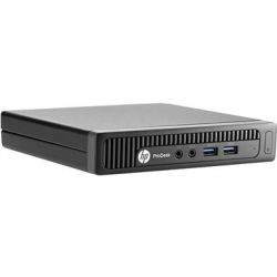 HP ProDesk 400 G2 MINI P5K21EA Mini PC i5-6500T 4GB 500GB Windows 7/10 Pro Bild0