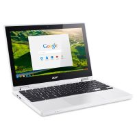 Acer Chromebook CB5-132T-C732 weiss Quad Core N3150 eMMC Touch HD ChromeOS