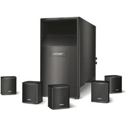 BOSE Acoustimass 6 Serie V Home Cinema Speaker System - schwarz Bild0