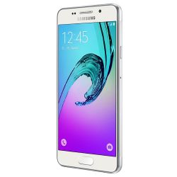 Samsung GALAXY A3 (2016) A310F white Android Smartphone Bild0