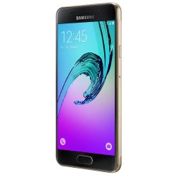 Samsung GALAXY A3 (2016) A310F gold Android Smartphone Bild0