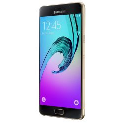 Samsung GALAXY A5 (2016) A510F gold Android Smartphone Bild0