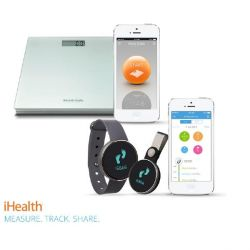 iHealth Duo Fitness BMI Scale (HS3) + Activity Meter (AM3s) Bild0