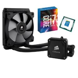 Intel Core i7-6700K & Corsair Hydro Series H60 Wasserkühlung Bundle Bild0