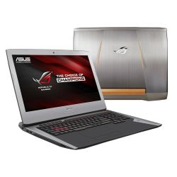 Asus ROG G752VT-GC062T Notebook i7-6700HQ 8GB/1TB+256 SSD GTX970M Windows 10 Bild0
