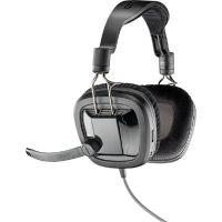 Plantronics GameCom 388 kabelgebundenes Gaming Headset schwarz