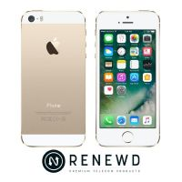 Apple iPhone 5s 64 GB gold Renewd