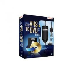 COREL Roxio Easy VHS to DVD 3 Plus MiniBox Bild0