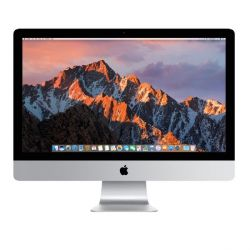 "Apple iMac 27"" Retina 5K 4,0 GHz Intel Core i7 8GB 2TB FD M395X TP MK BTO Bild0"