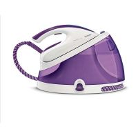 Philips GC8625/30 PerfectCare Aqua Dampfbügelstation, SteamGlide Plus, violett
