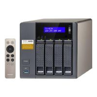 QNAP TS-453A-4G NAS System 4-Bay QTS-Linux Combo NAS