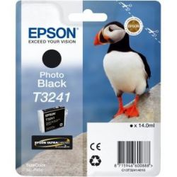 Epson C13T32414010 Druckerpatrone T3241 Photo Black SC-P400 Bild0