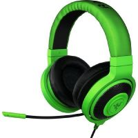 Razer Kraken Pro 2015 E-Sports Gaming Headset grün RZ04-01380200-R3M1