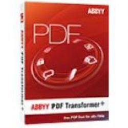 ABBYY PDF Transformer+ 11-25 Seats (Terminalserver Use), 1Y Maintenance, Lizenz Bild0