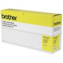 Brother TN02Y Toner gelb Bild0