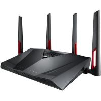 ASUS RT-AC88U Dualband Wireless AC3100 Gigabit ac-Router 90IG01Z0-BM3000