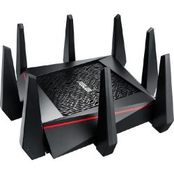 ASUS RT-AC5300 Tri-Band WLAN-ac Router mit 4 Port Switch  Bild0