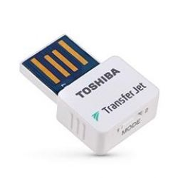 Toshiba TransferJetTM USB Adapter USB-Stick für Windows PCs TJEU00AUXB Bild0
