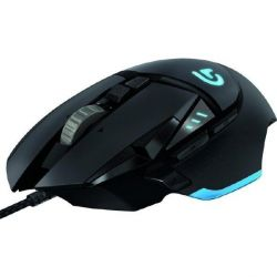 Logitech G502 Proteus Spectrum RGB Tunable Gaming Mouse Bild0