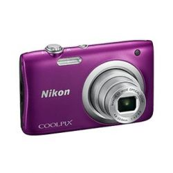 Nikon COOLPIX A100 Digitalkamera violett ornament Bild0
