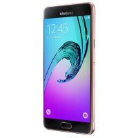 Samsung GALAXY A5 (2016) A510F pink-gold Android Smartphone