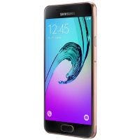 Samsung GALAXY A3 (2016) A310F pink-gold Android Smartphone