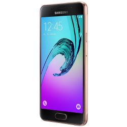Samsung GALAXY A3 (2016) A310F pink-gold Android Smartphone Bild0