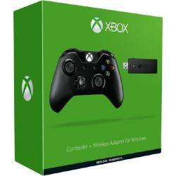 Microsoft Xbox One Controller + Wireless Adapter for Windows  Bild0