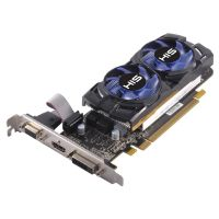HIS AMD Radeon R7 250 Twin iCooler Boost Clock 2GB GDDR5 DVI/HDMI/VGA LP