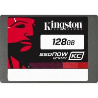 Kingston SSDNow KC400 128GB MLC 2.5zoll SATA600 - 7mm SKC400S37/128G