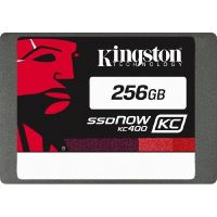 Kingston SSDNow KC400 256GB MLC 2.5zoll SATA600 - 7mm SKC400S37/256G