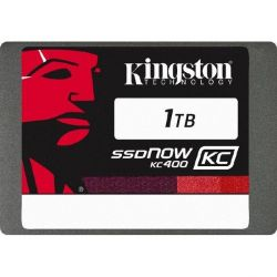 Kingston SSDNow KC400 1TB MLC 2.5zoll SATA600 - 7mm SKC400S37/1T Bild0