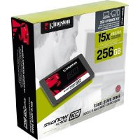 Kingston SSDNow KC400 256GB MLC 2.5zoll SATA600 - 7mm Kit SKC400S3B7A/256G