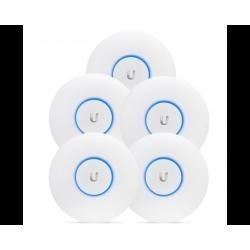 Ubiquiti UniFi UAP-AC-PRO-5 UniFi WLAN Access Point Pro 5er Pack Bild0