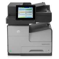 HP Officejet Enterprise Color X585dn Multifunktionsdrucker Scanner Kopierer LAN