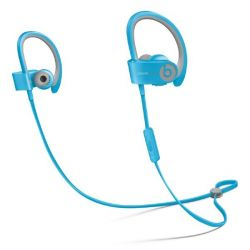 Beats Powerbeats 2 Wireless In-Ear-Kopfhörer blau Sport Bild0