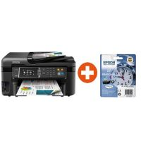 EPSON WorkForce WF-3620DWF MFG Drucker + Tintenmultipack 27