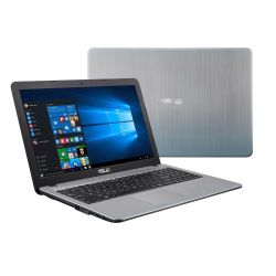 Asus F540SA-XX091T Notebook N3050 4GB/500GB silver gradient HD Windows 10 Bild0