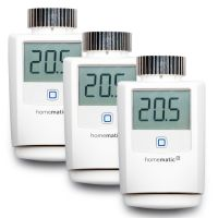 Homematic IP 3er Set Heizkörperthermostat HMIP-eTRV