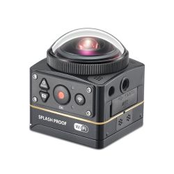 Kodak Pixpro SP360 4K Actioncam - BK7 Action Cam Explorer Pack Bild0