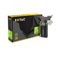 Zotac GeForce GT 710 1GB DDR3 Grafikkarte DVI/HDMI/VGA Low Profile passiv