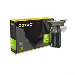 Zotac GeForce GT 710 1GB DDR3 Grafikkarte DVI/HDMI/VGA Low Profile passiv Bild0