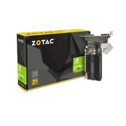 Zotac GeForce GT 710 2GB DDR3 Grafikkarte DVI/HDMI/VGA Low Profile passiv Bild0