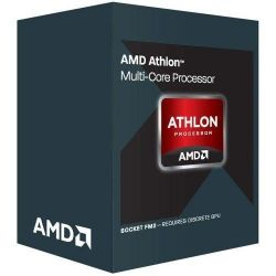 AMD Athlon X4 870K Black Edition (4x 3.9GHz) 4MB Sockel FM2+ (Kaveri) BOX Bild0