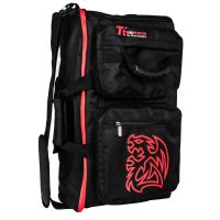 Tt eSPORTS Battle Dragon Backpack Rucksack schwarz rot EA-TTE-BACBLK-01