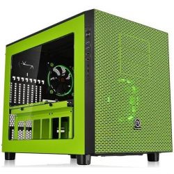 Thermaltake Core X5 Riing Edition Full Tower E-ATX grün mit Sichtfenster (o.NT.) Bild0