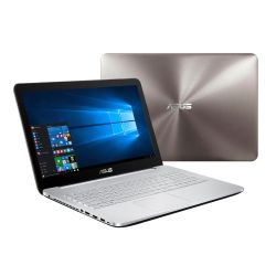 Asus N552VW-FY082T Notebook i7-6700HQ 8GB/1TB + 128GB SSD FHD GTX960M Windows 10 Bild0